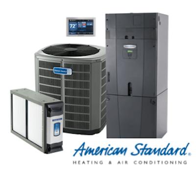 American Standard Equipment